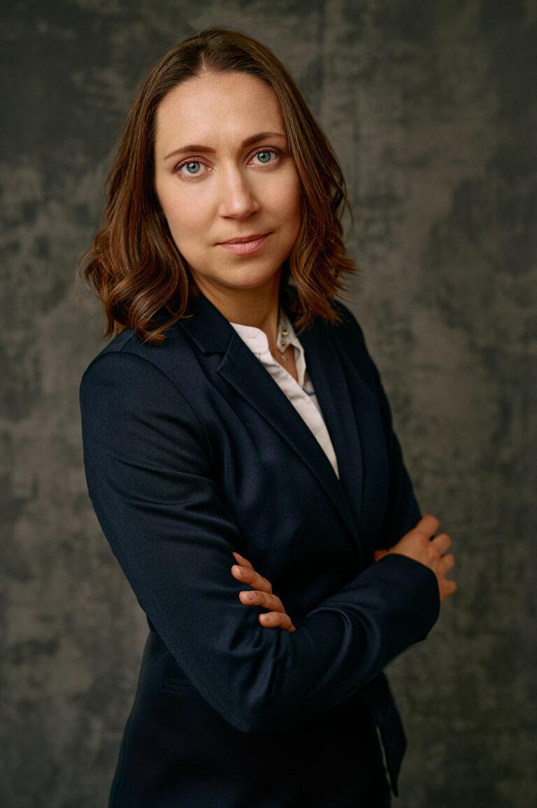 Portrait von Dr. Larissa Borkowski