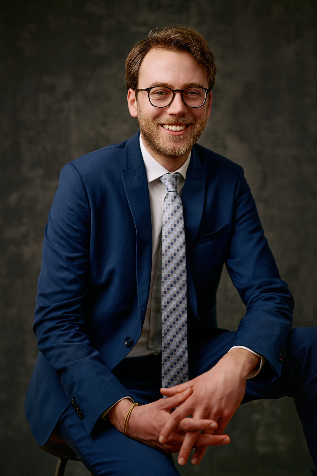 Portrait Johann Fleischmann